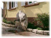 Brunnen in Gundersheim